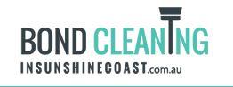 Bond cleaning sunshine coast